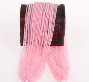 Gmenstone Loose Strands Wholesale 2mm 3mm Cute Size Rose Quartz Crystal Beads Strands pictures & photos