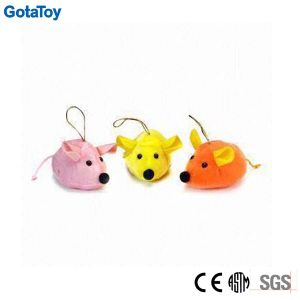 Custom Plush Mouse Keyring Stuffed Soft Toy Keychain pictures & photos