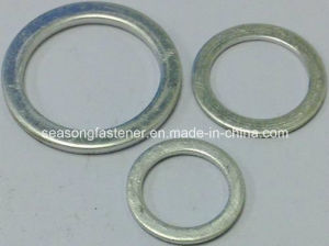 Aluminum Washer / Sealing Washer (DIN7603) pictures & photos