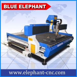 Ele 1212 Bench Top Models CNC Router Metal Cutting Machine for Aluminum pictures & photos