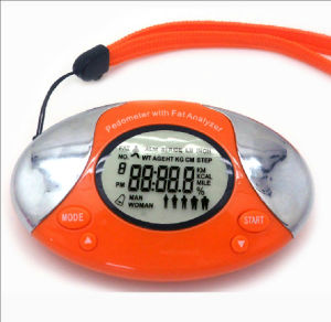 for Wholesale, Body Fat Analyser Pedometer, I-Pdm 3008 pictures & photos