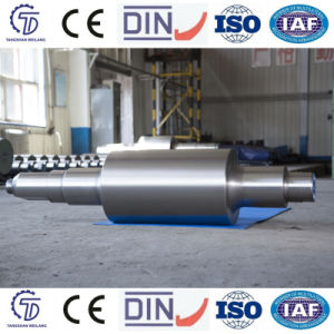 Centrifugal and Statical Adamite Steel Rolling Mill Rolls pictures & photos