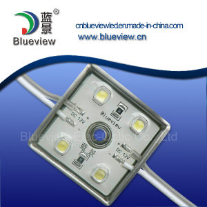 IP67 3528SMD Waterproof 4PCS Aluminum Housing LED Modules