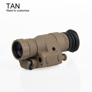 2016 New Style Pvs-14 Hunting Accessories Night Vision Monocular pictures & photos