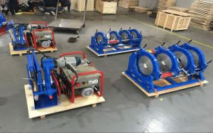 Sud355h HDPE Pipe Butt Fusion Welder pictures & photos