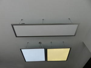Suspension LED Panel Light 600X600mm 48W 4000lumens pictures & photos
