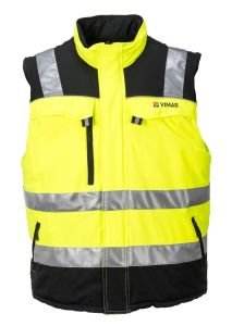 Safety Vest Polyester Oxford Reflective Tape Workwear pictures & photos