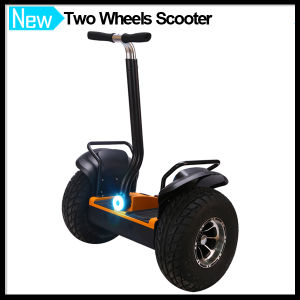 off Road Personal Electric Transporter Powerful Motors