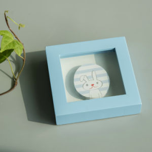 Wooden Wall Decorative Frame with Paper-Carved Rabbit pictures & photos