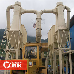 Light Calcium Carbonate CaCO3 Powder Grinding Mill pictures & photos