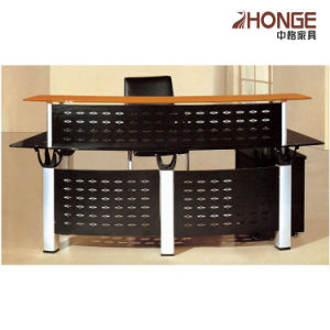 Wooden Reception Desk (ZH-2491)