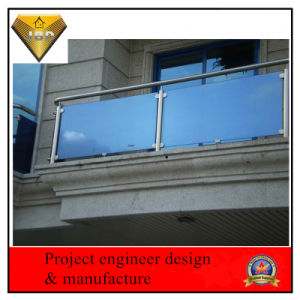 Stainless Steel Glass Access Guard Rail (JBD-Z23) pictures & photos