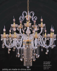 Pendant Crystal Chandelier Hotel Lamps