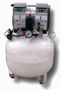 Oilless Silent Air Compressor 32L/35L for Two Dental Unit