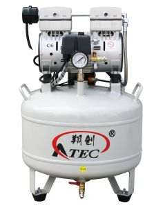 Oilless & Noiseless Dental Air Compressor (AT80/38) pictures & photos