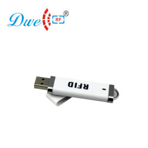 13.56MHz USB Desktop Reader Pen RFID Hf Reader pictures & photos
