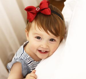 2017 Wholesale Flower Hair Band Bowknot Headband Fashion Baby Hair Accessories Hair Ornaments pictures & photos