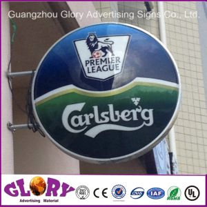 Custom Shape Irregular Shape LED Light Box for Advertising Sign pictures & photos