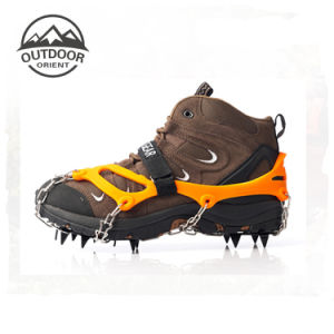 Competitive Price Plastic Snowshoes for Winter Sport Anti-Slip Snow Shoes pictures & photos