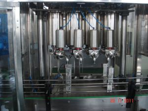 Automatic Oil Viscous Filling Machine pictures & photos