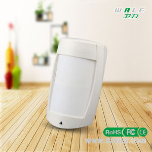 Wall Mounted Wired PIR Intruder Alarm Motion Sensor pictures & photos