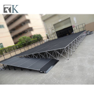 2018 Rk Portable Smile Stage in Shenzhen for Sale pictures & photos