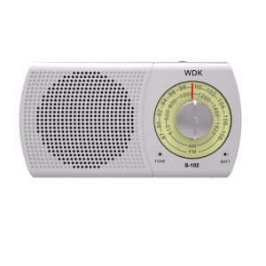 Portable Backlight FM/Am High-Sensitivity Family Quality Gift Radio pictures & photos