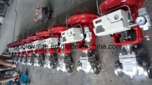 Globe Type Pneumatic Diaphragm Control Valve (GHTS) pictures & photos