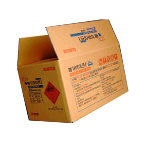 Standard Rsc Corrugated Box pictures & photos
