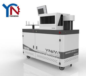 Aluminum Channel Bender Machine with Ce/FDA/SGS pictures & photos