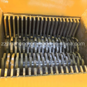 Waste Plastic Recycling Plant Shredder Machine, Plastic Crusher for Sale pictures & photos