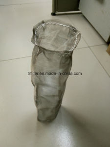 Stainless Steel Mesh Filter Bag Making Factory pictures & photos