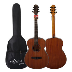 Aiersi Chinese Factory Worldwide Famous Wholeslae Acoustic Guitar pictures & photos