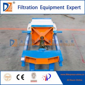Manually Chamber Filter Press 320 Series for Chemical Study pictures & photos