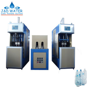 Manual Pet Blowing Machine for Bottle pictures & photos