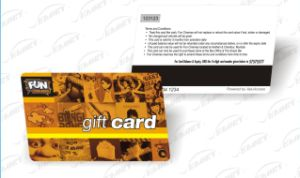 Standard Normal PVC Card for Membership Card/ Supermart Cash Card pictures & photos