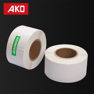 Eco-Friendly Water-Proof/Oil-Proof/Grease-Proof Thermal Coated Layer Self Adhesive Sticker pictures & photos