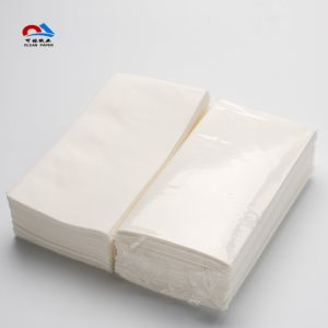 Cheap Price 1/4 Folded Tissue Dinner Napkins pictures & photos