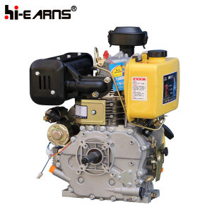 14HP Small 4-Stroke Diesel Engine (HR192FB) pictures & photos
