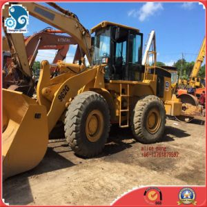Engineering Construction Machinery Caterpillar Wheeled Loader with Front_Discharge Bucket (962G) pictures & photos