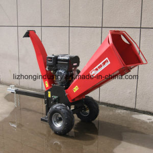 15HP 120mm Chipping Capacity Chipper Shredder, Branch Chipper pictures & photos