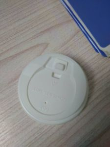 Wholesale Plastic Lid for Hot Coffee Cups pictures & photos