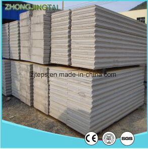 High Stability Quake Proof EPS Cement Sandwich Panel for Earthquake Prone Areas Building pictures & photos