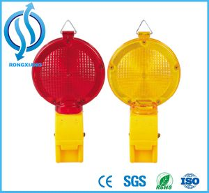 Road Safety Flashing LED Warning Light for Road Barricade pictures & photos