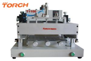 Semi-Automatic SMT Desktop Solder Paste Screen Printer T1100 From China Supplier pictures & photos