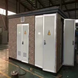American Type Box Type Power Transformer Substation Electrical Substation Equipment pictures & photos