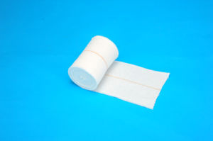 Elastic Crepe Pop H-Quality Medical Bandage (D014) pictures & photos