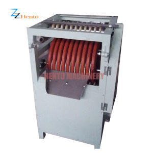 Hot Sale Automatic Broad Bean Cutting Machine pictures & photos