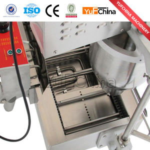 Electric Single Plate Donut Making Machine/Donut Machine pictures & photos