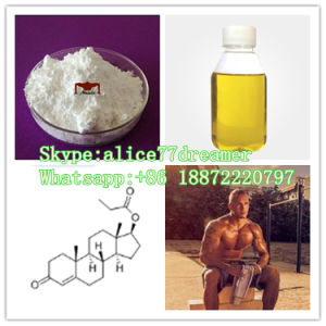 Steroid Raw Material Testosterone Cypionate for Male Performance pictures & photos